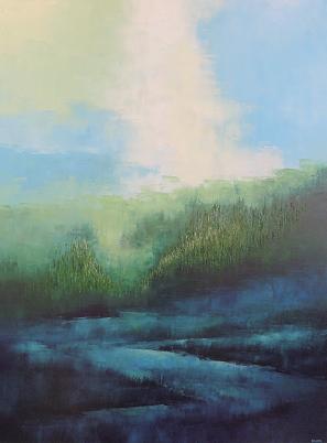 Landscape #593<br>24x30