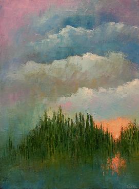 Landscape #646<br>12 X 16