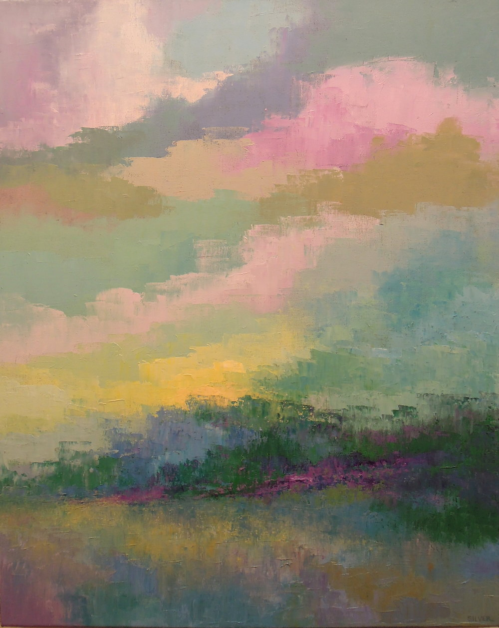 Landscape #721<br>24 X 30