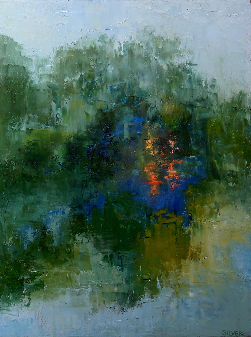 Copy of Landscape #732<br>12 X 16