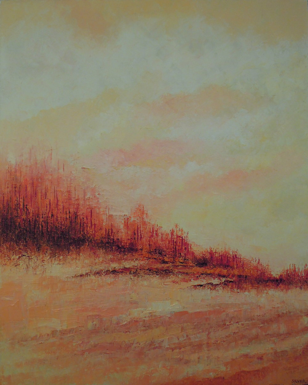 Landscape #735<br>24 X 30