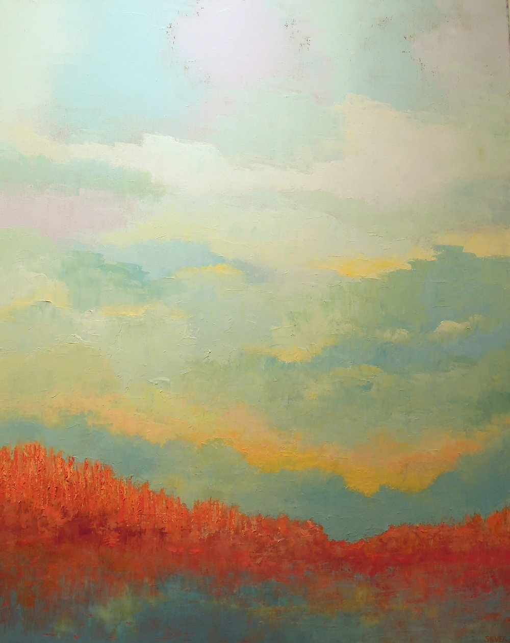 Landscape #713<br>24 X 30
