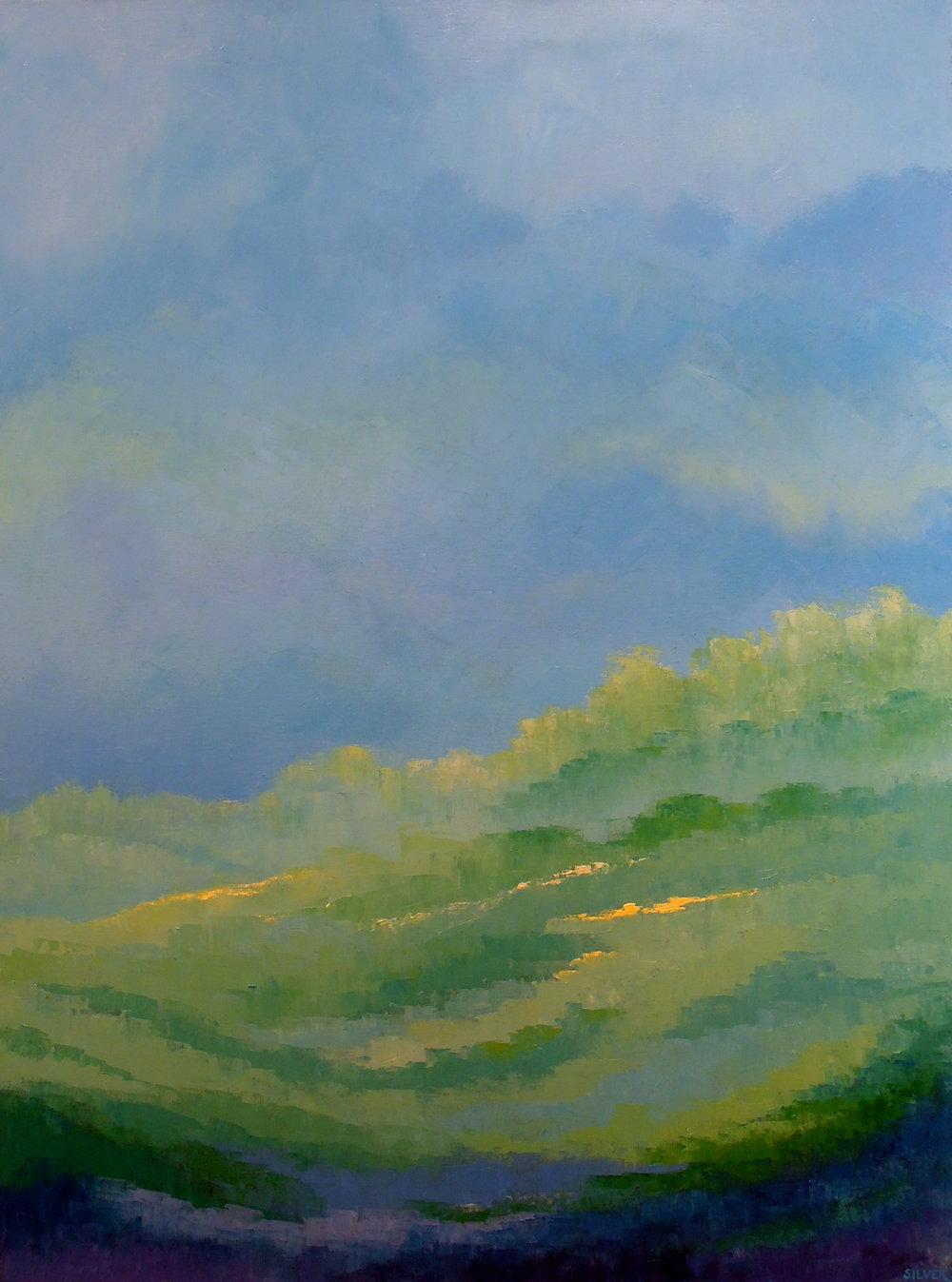 Landscape #737<br>30 X 40
