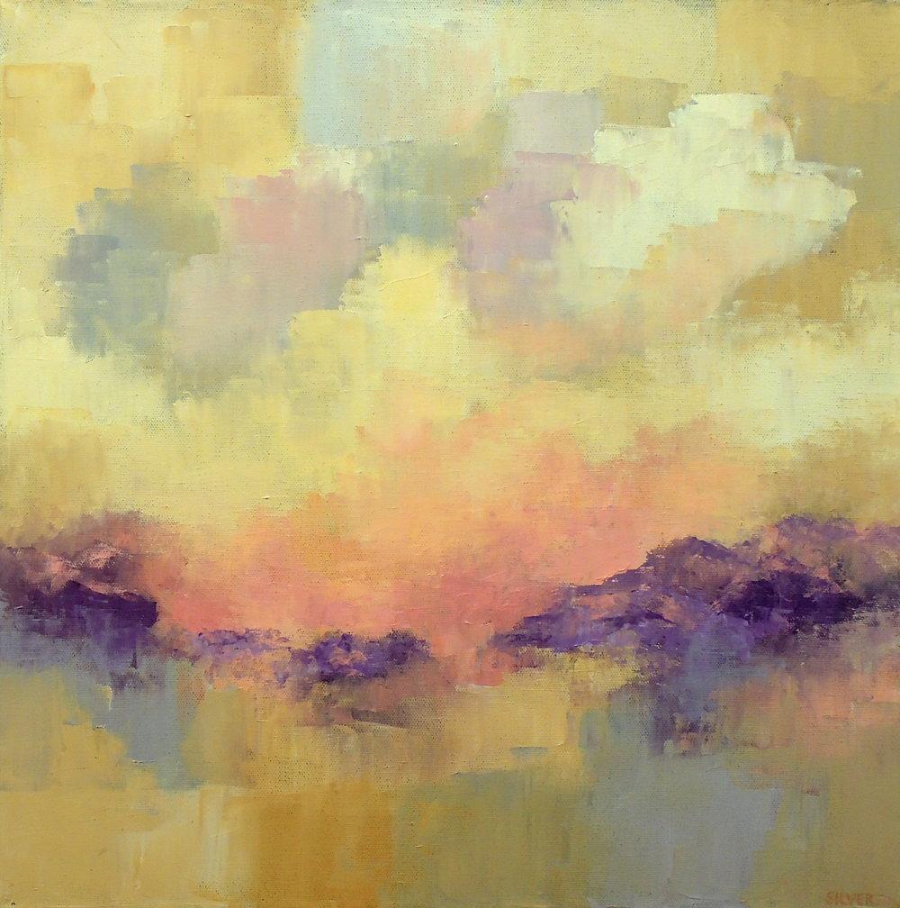 Landscape #580<br>18 X 18