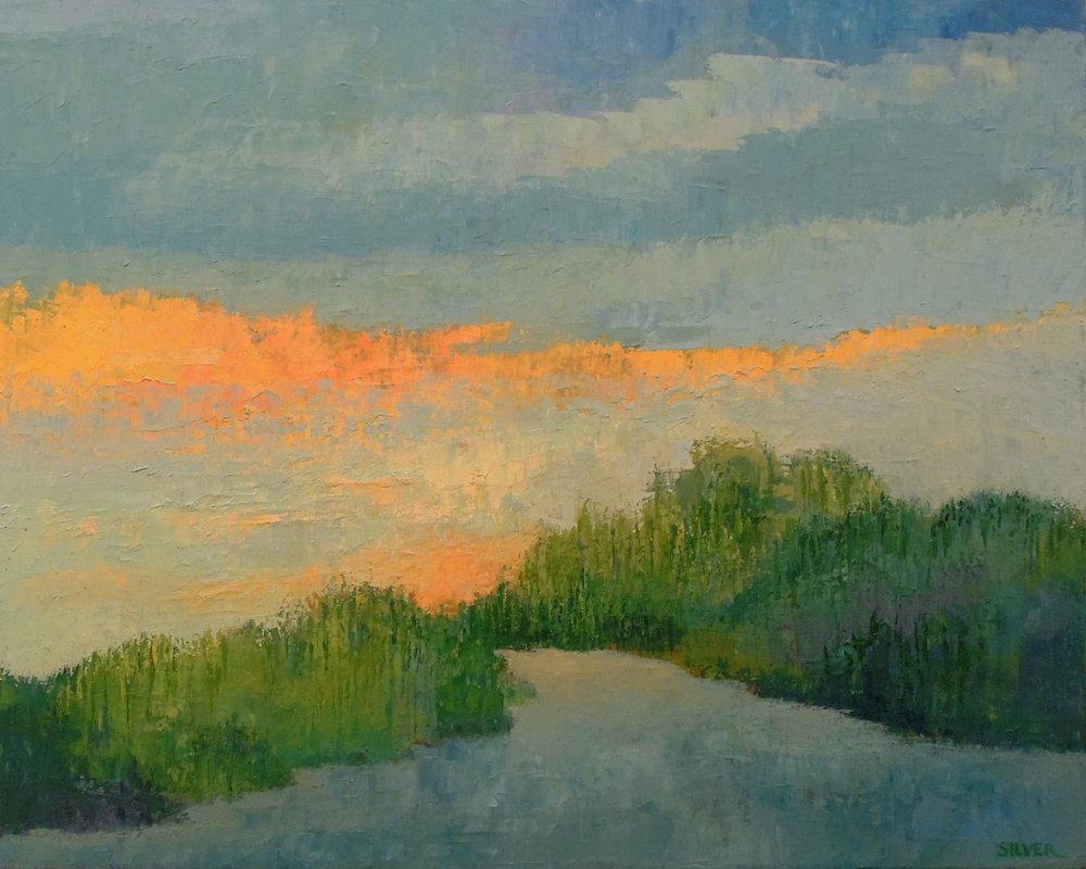 Landscape #720<br>16 X 20