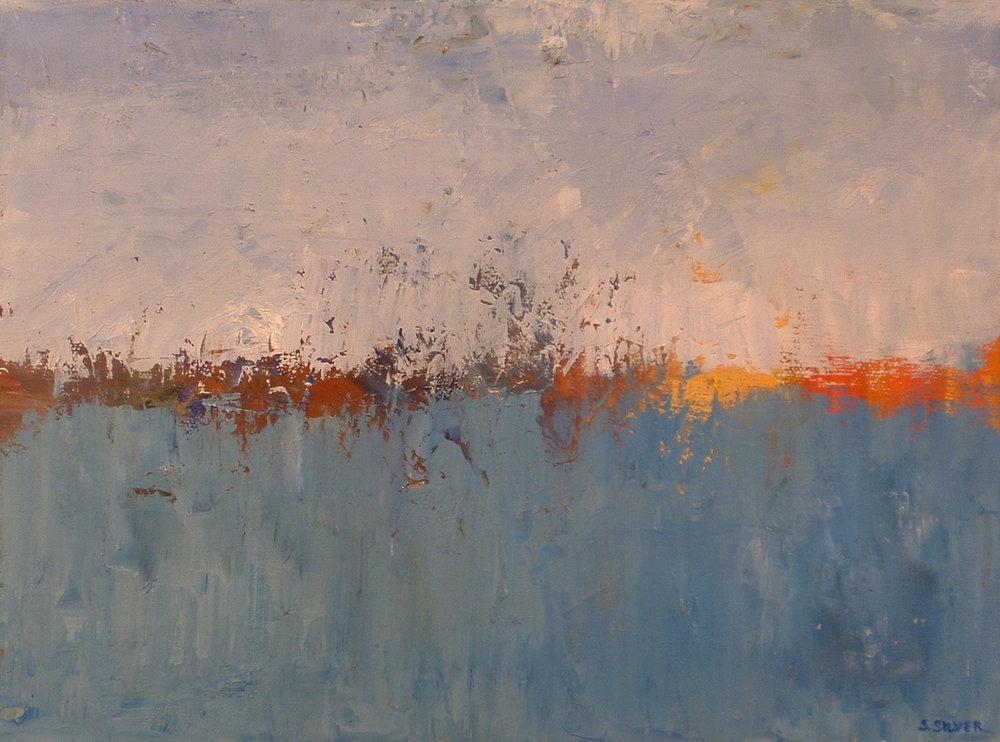 Landscape #249<br>9 X 12