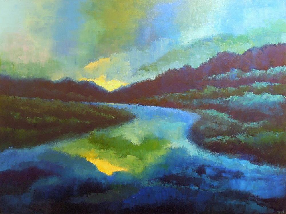 Landscape #656<br>30 X 40