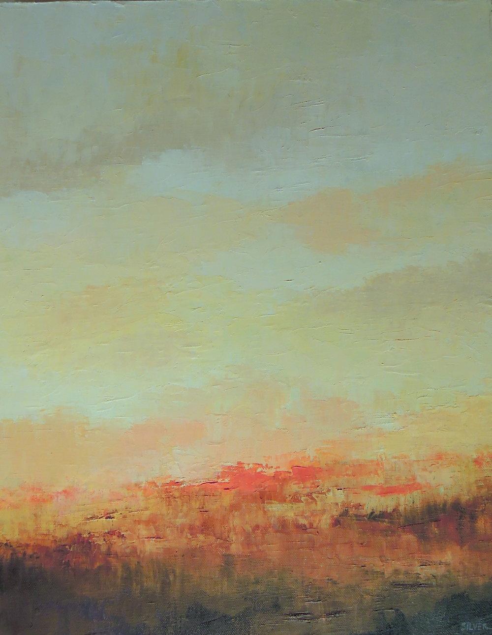 Landscape #753 16X20