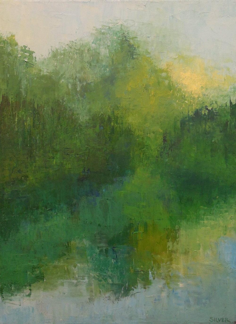 Landscape #732 12X16