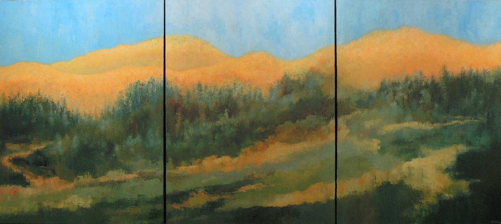 Landscape #760 40 X 90