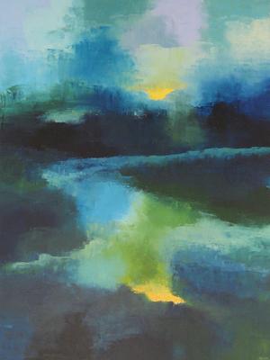 Landscape #124 30 X 40