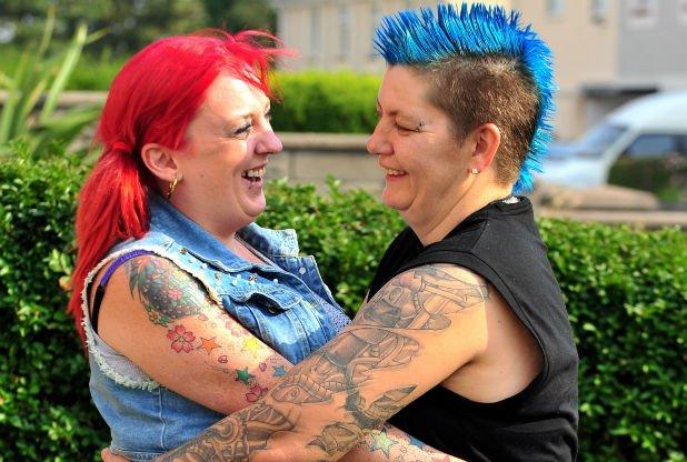 punk rock lesbian wedding.jpg