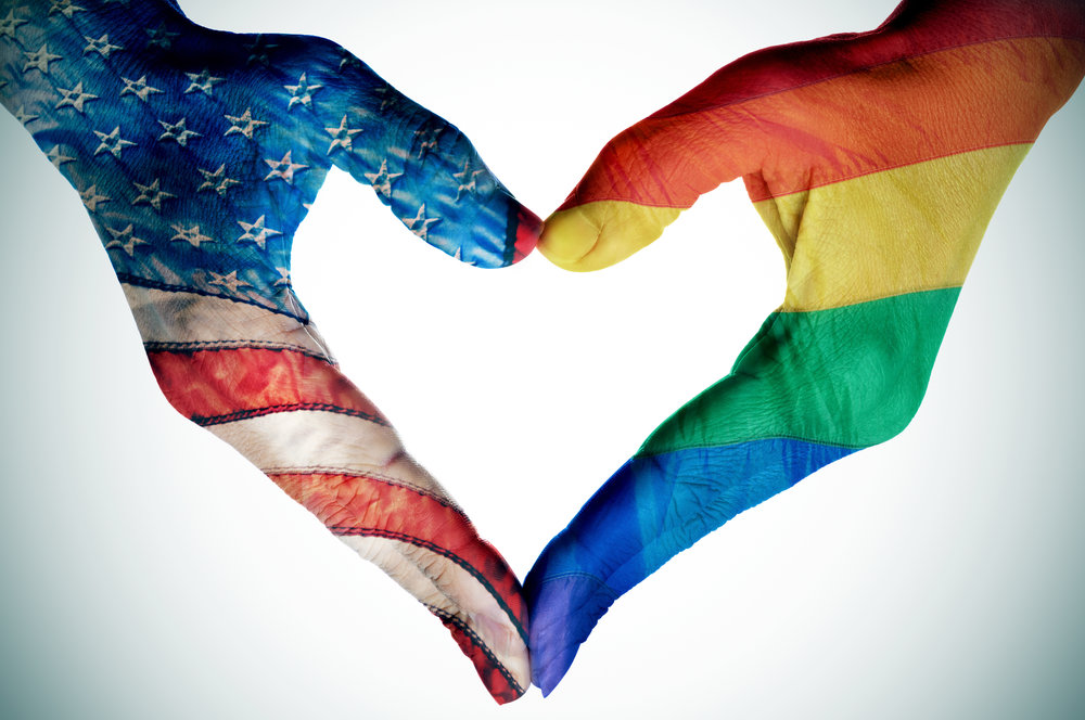 legalization of the same-sex marriage in the United States