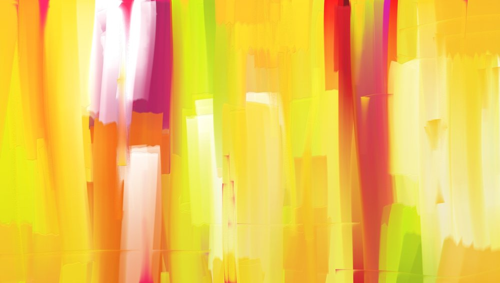 Abstract Art Background, Oil Painting (Raster Art)