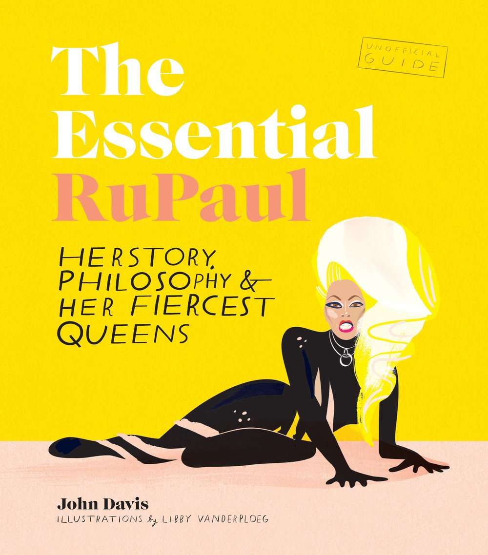 Essential RuPaul - Book Cover.jpeg