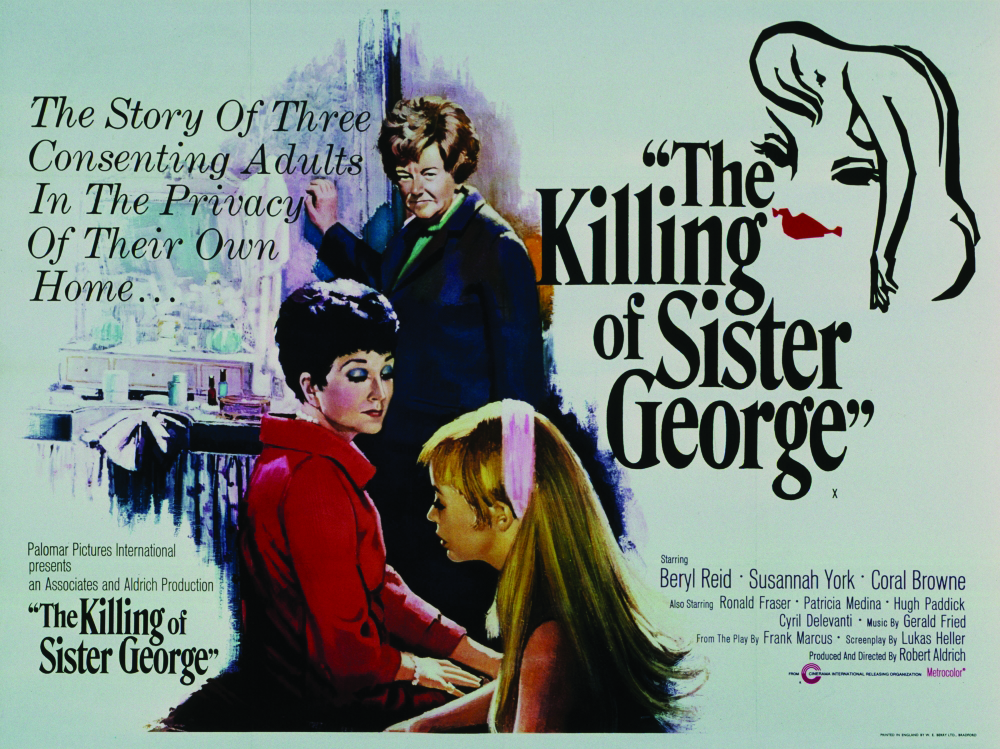 The Killing of Sister George Poster.jpg