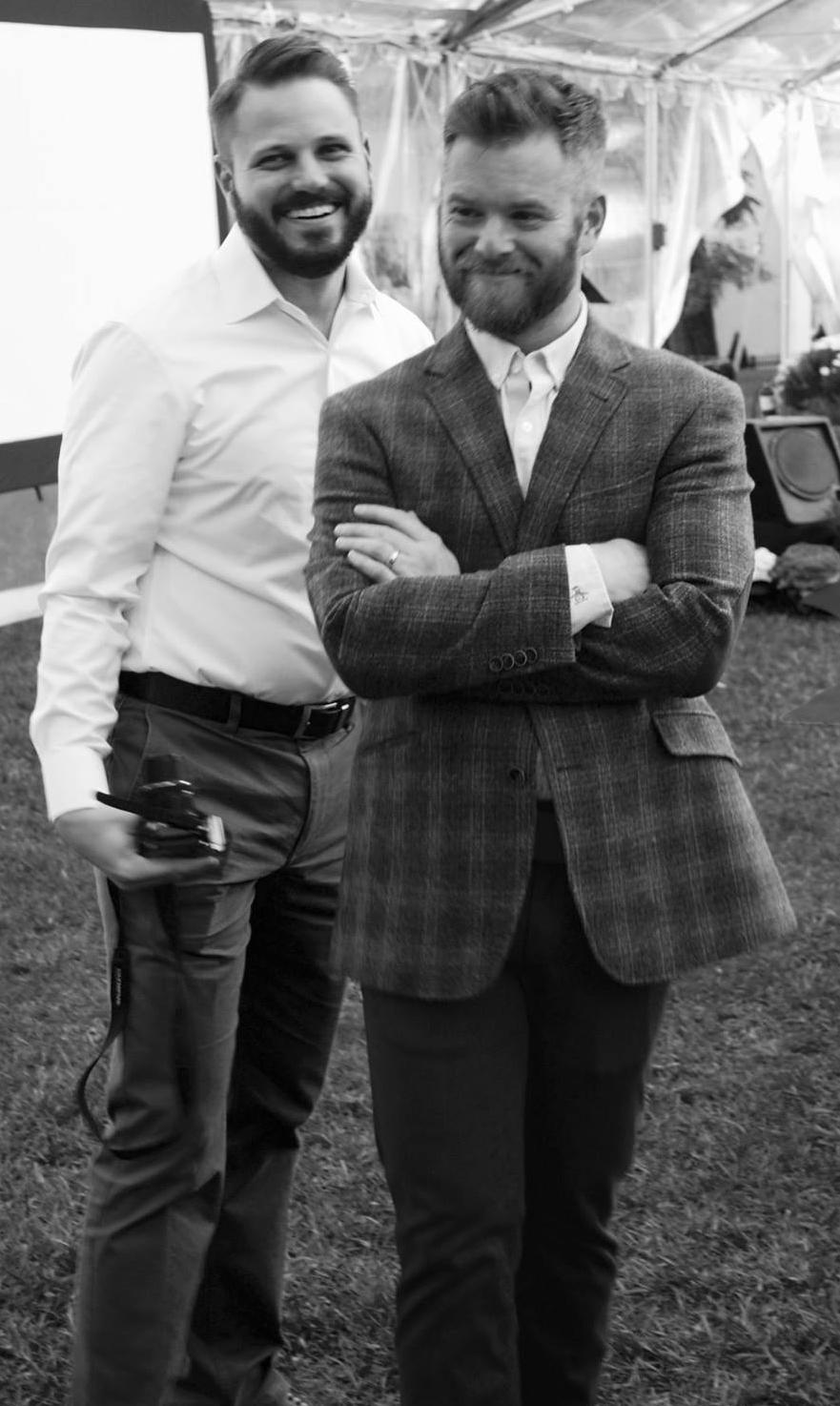 Chris Wood & Mark Wilkinson