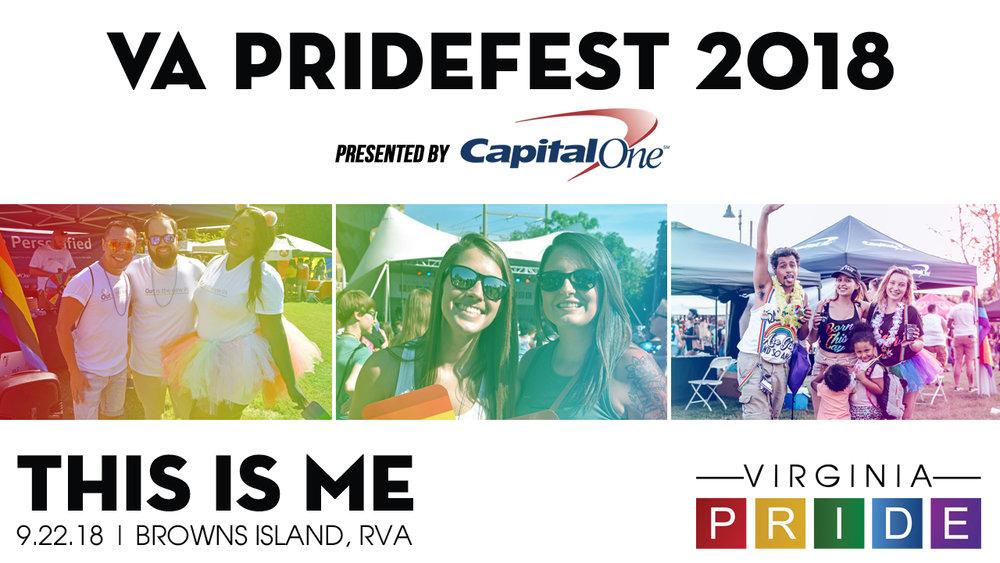 VA PrideFest 2018