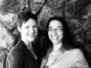 Photo courtesy of Anna Huff, PhD and Teresa Reyes Castillo, PhD