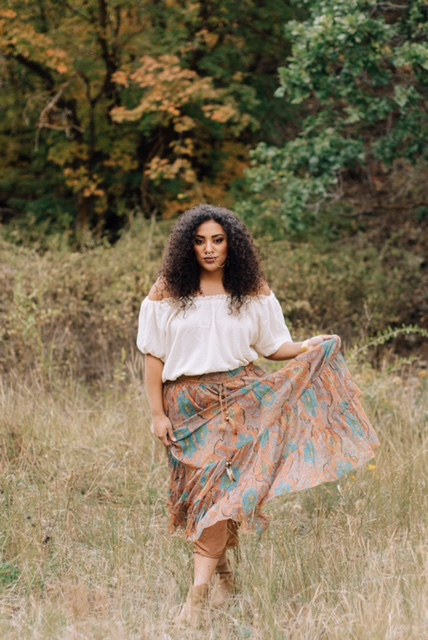 Model: Krychele Valenzuela of  Carnations and Lace   Photo:  Brittany Nikole Photo