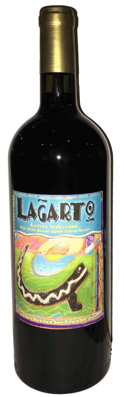 <p><strong>Lagarto</strong>2014 Blend</p>