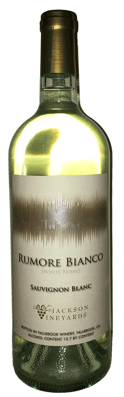 <p><strong>Rumore Bianco</strong>2014 & 2016 Sauvignon Blanc