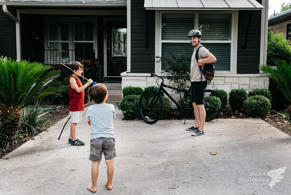 austin documentary family photography
