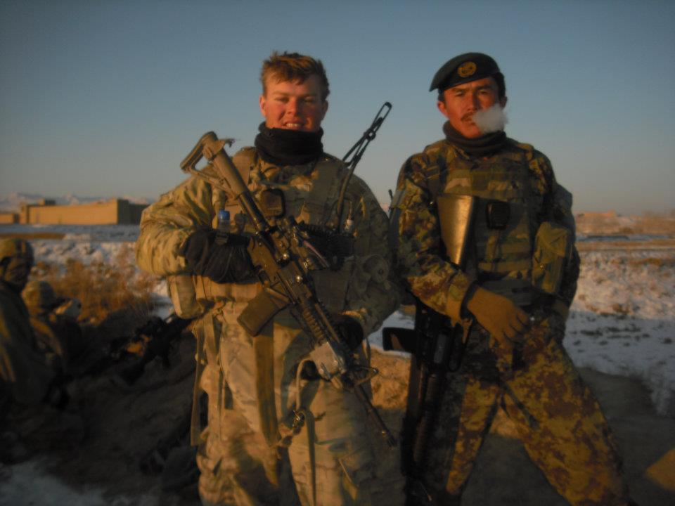 Kherwar, Afghanistan 2012