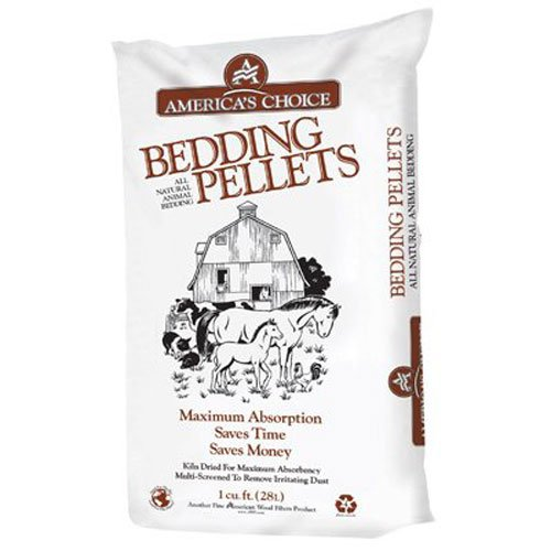 More Pellets... - These are a wood pellet that can be mixed with the alfalfa pellet in order to cut cost. We do recommend using some of the alfalfa though, as they smell like grass :)https://amzn.to/2toSdBr