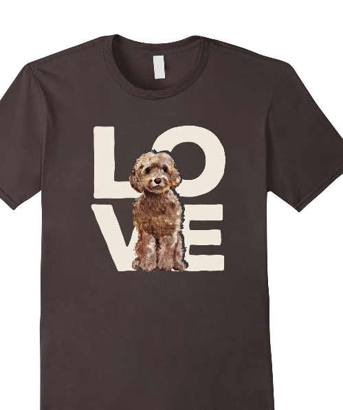 Cockapoo Love - https://amzn.to/2MPvqXs