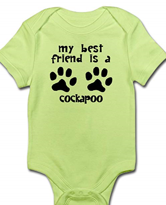 Cockapoo Baby - https://amzn.to/2toOu6O