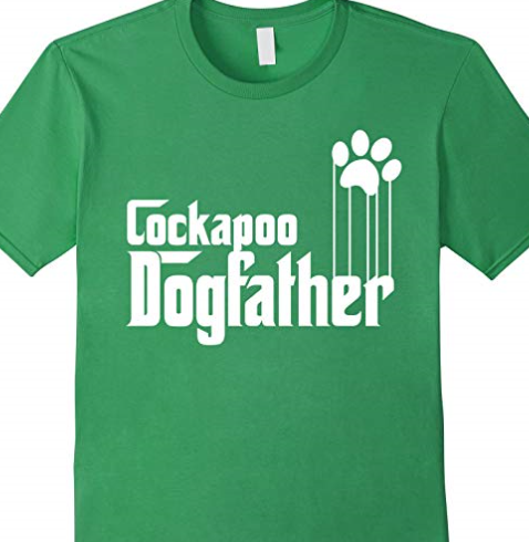 Cockapoo Dogfather - https://amzn.to/2K3lnQU