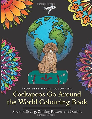 Cockapoo Coloring Book -   https://amzn.to/2twMKYA