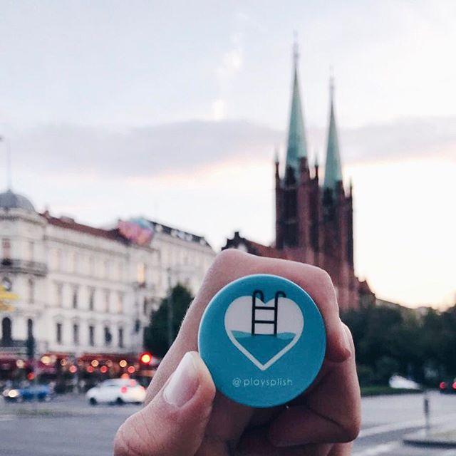For this week's #TravelTuesday, Splish has landed in Berlin, Germany 😍 #SplishAroundtheWorld . . . . . #playsplish #berlingermany #visitberlin #travelberlin #travelgermany #visitgermany
