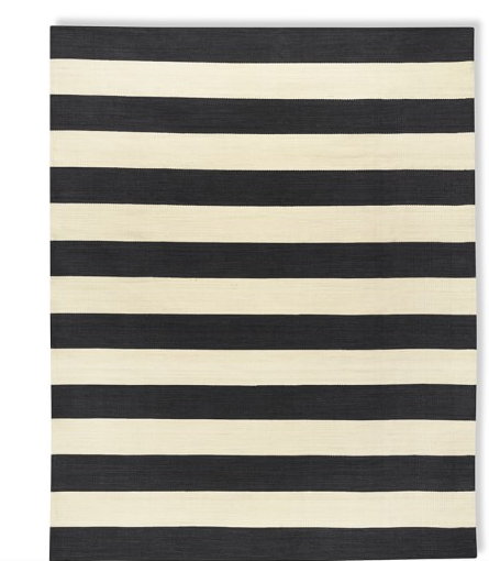 William Sonoma Patio Stripe Rug