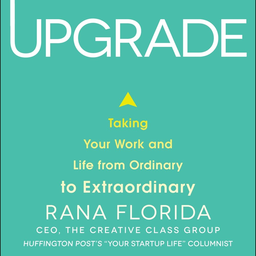 upgrade taking your work and life from ordinary to extraordinary rana florida.jpg