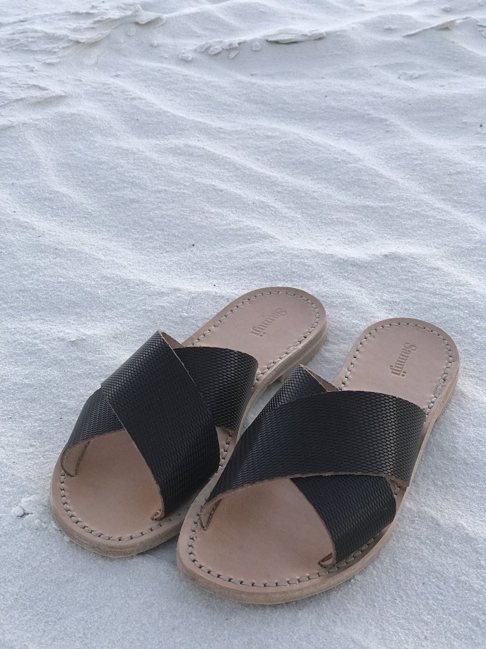 Samuji sandals 50% off