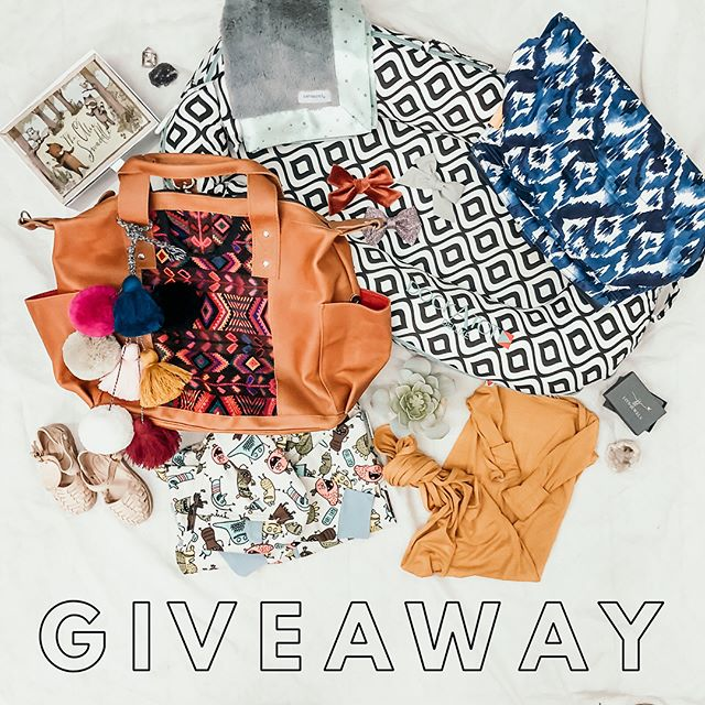 💥GIVEAWAY TIME💥  We are having so much fun spoiling all you hard working mommas out there! So guess what? The spoiling continues with another fantastic Sweepstake!  ONE LUCKY WINNER will receive:A prize valued around $1,550  One Convertible Day Bag (Valued at $298) from Nena & Co. One $150 Store Credit from Ollie World One $100 Store Credit from Shop Binxy One $100 Store Credit from Purl Lamb One $150 Store Credit from Modern Piggy One $150 Store Credit from Saranoni One Dockatot Deluxe (Valued at $200) from Dockatot One $150 Store Credit from Jays and Jewels One $100 Store Credit from Honey Babe Clothing One $150 Store Credit from Mikoleon Kids  How to Enter:  1- Follow @nenaandco, @theollieworld, @shopbinxy, @purllamb, @modernpiggy, @saranoniblanket, @dockatot, @jaysandjewels , @honeybabeclothing, @mikoleonkids  2- Tag all those deserving Mommas! (Each new tag = One new entry!) 3- Click the link in our bio to finish the last couple of steps.  Giveawaywill endSunday, May 20thand winner will be announcedMonday, May 21st!  Disclaimer: If you have won ANYgiveawayswith NENA products in them in the past year you will not be qualified to win this or any othergiveawaysthis year. Thank you for your honesty!