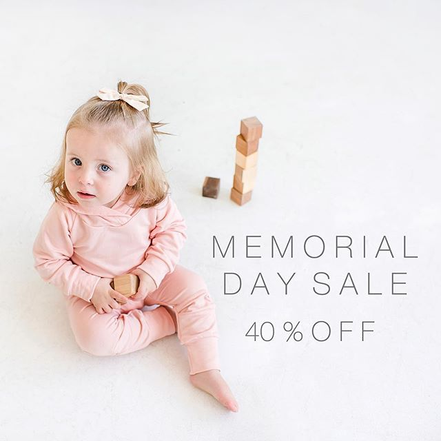 💥MEMORIAL DAY SALE💥 40% off site-wide! Stock up on your favorite bamboo basics! No code needed. Knotted gowns & beanies are sold out, but we will be restocking soon as well as releasing a new style perfect for summer!