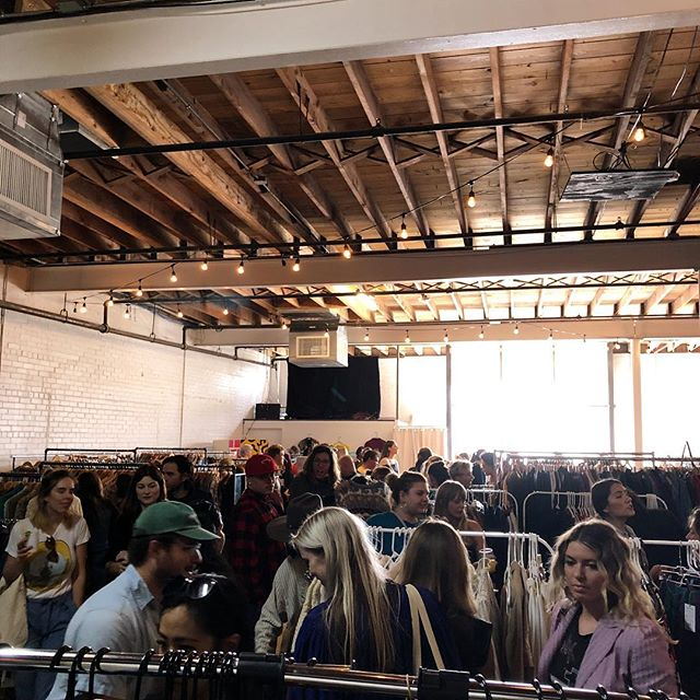 The best VINTAGE in AUSTIN! @ Laissez Fair! 11-4pm TODAY at @nativehostels 💚 Come thru, it's free!