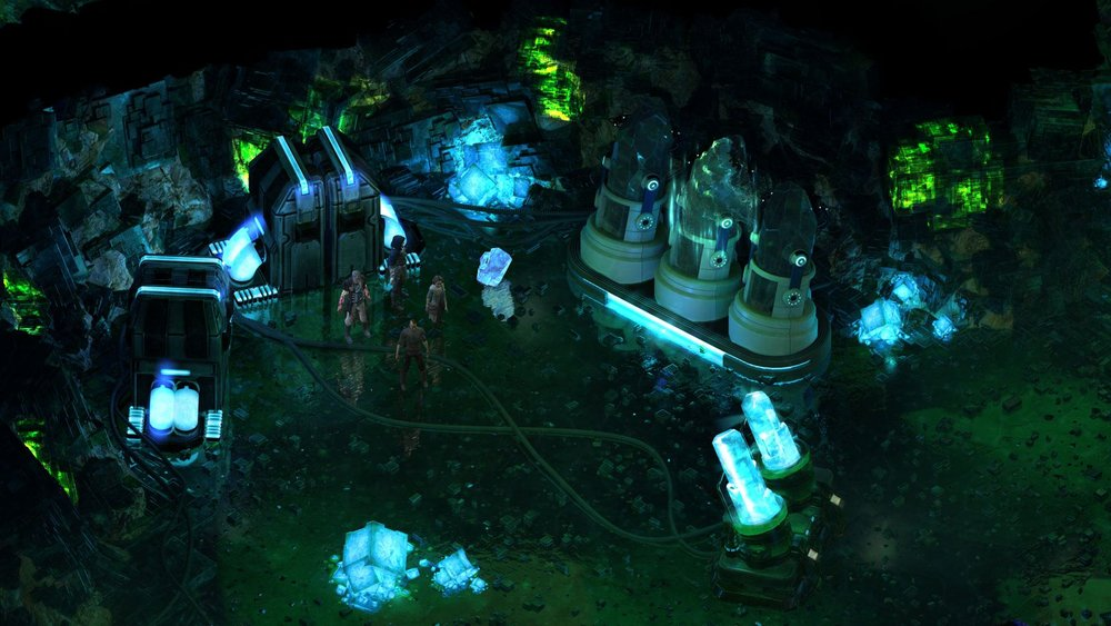 Torment: Tides of Numenera| inXile Entertainment Systems & UI Design