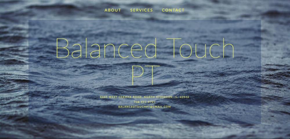 Balanced Touch PT