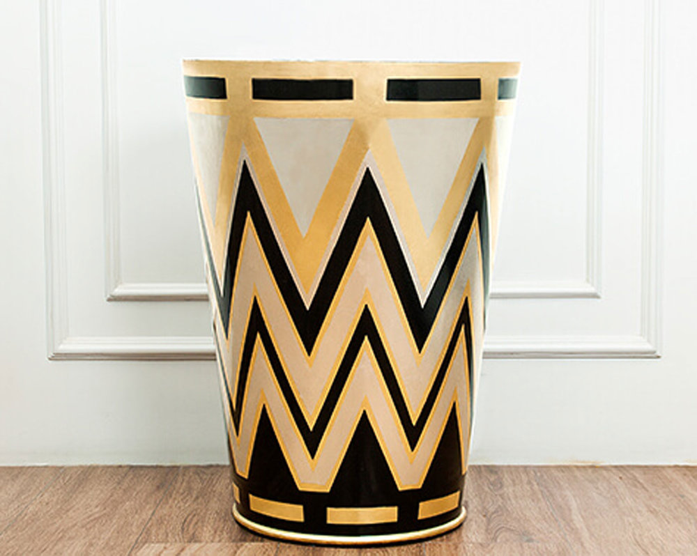 PARKER DRUM SIDE TABLE