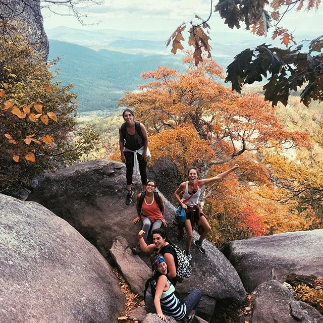 Field trip to Old Rag Mountain