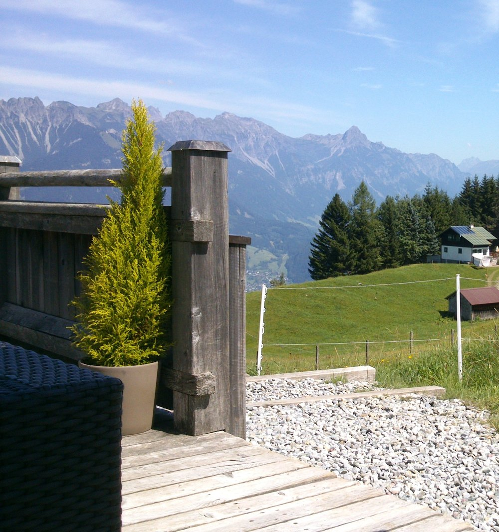 Brandnertal (40 min from Lindau)
