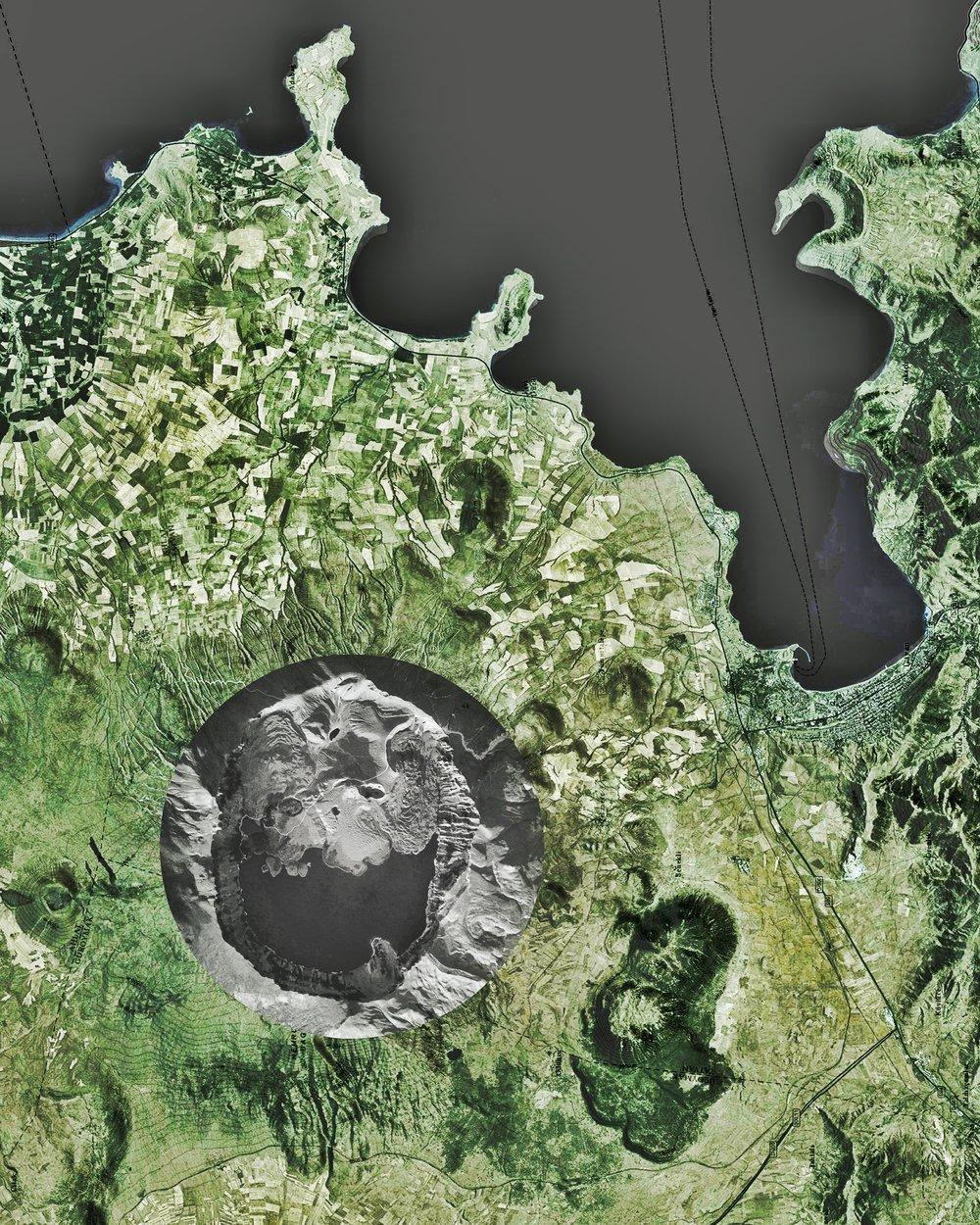 Nimrod's Volcano : Turkey