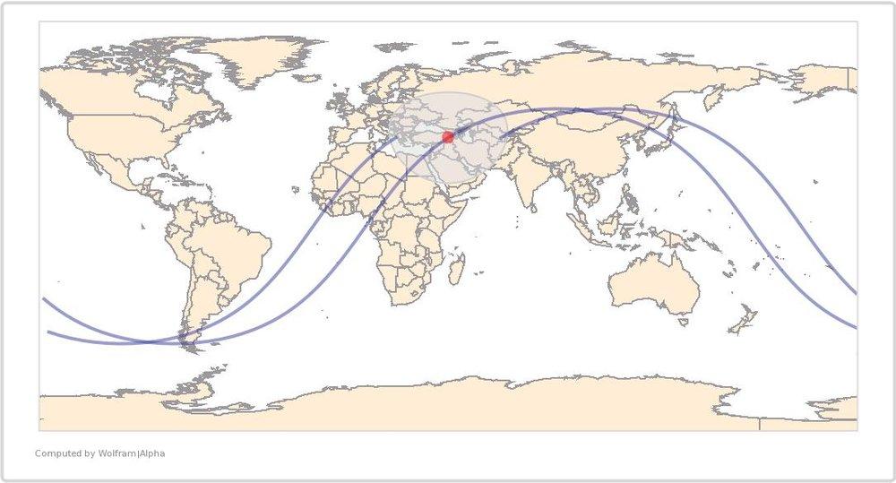 Image Timestamp:2015-08-06 15:41:13 UTC ISS Nadir position:38.91°N, 43.22°E (Turkey) Image Geolocation:38.837°N, 42.822°E (Turkey)