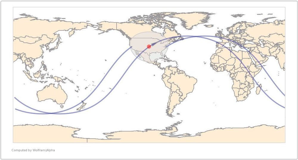 Image Timestamp: 2012-05-02 17:36:44 UTC ISS Nadir Position: 37.37° N, 97.92° W (Colorado) Image Geolocation: 37.74° N, 99.37° W (Kansas)