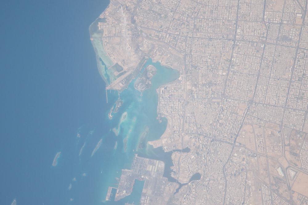 Source Image: NASA ISS050-E-20729 Handheld from International Space Station Focal Length: 1150mm
