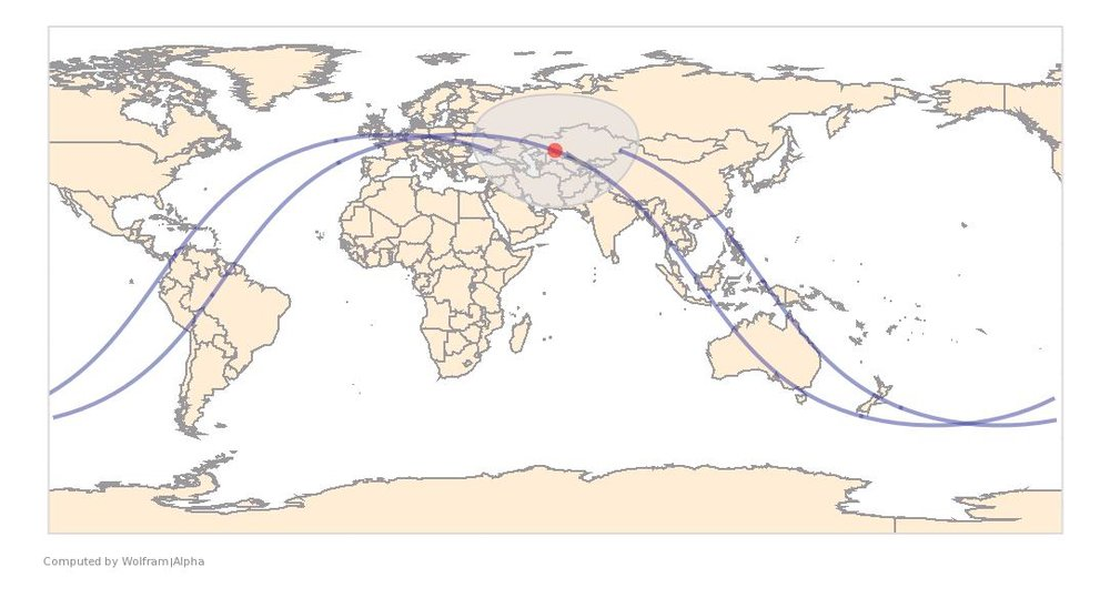 Image Timestamp:2016-06-24 11:43:34 UTC ISS Nadir position:45.87°N, 59.52°E (Kazakhstan) Image Geolocation:45.93°N, 59.18°E (Kazakhstan)